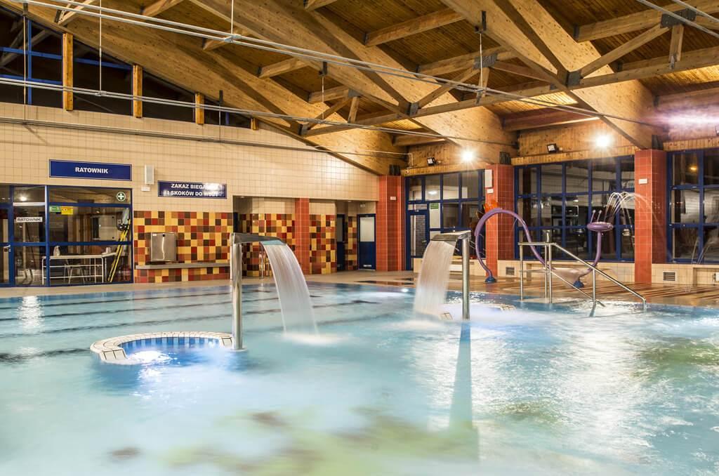 wodne centrum rekreacji