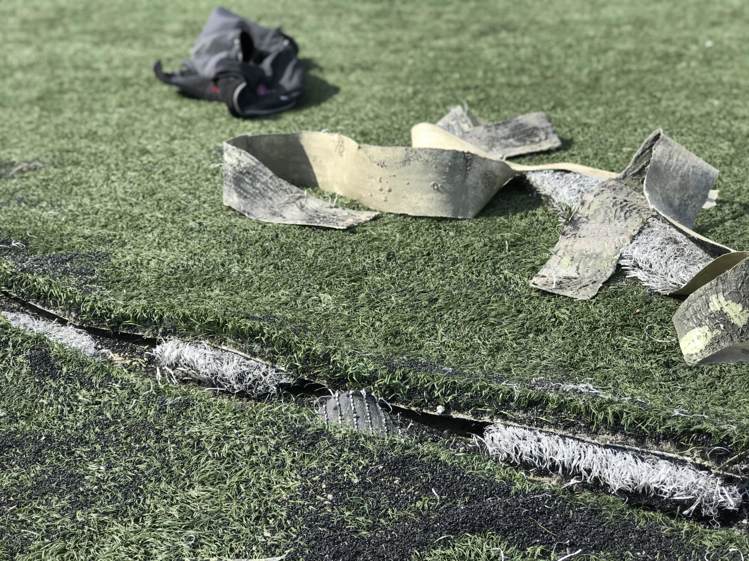 Renowacjat boiska ORLIK 2012 – odwołane zajęcia